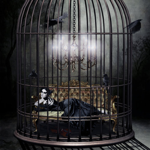 """The nightingale's still locked in the cage…"""