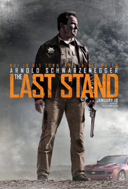 songphon:  The Last Stand (2013) - This action film advertises its lead actor (Arnold Schwarzenegger) as a tough deputy fighting to protect his town. The script and storyline is as formulaic as it could be - there are good guys against bad guys with lots of actions and some humors. The acting is as stiff as it could be. However, the action is quite good - with all the car-chase, gun-fight and fist-fight that are so violent and unreasonable but it still helps people escaping from reality. The humor is predictable but you can still have a few laughs along the way. All in all, it is an okay film… not that bad and nothing memorable as well.