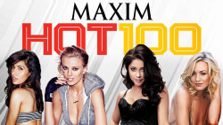 MAXIM'S HOT 100! Click picture for story - http://dft.ba/-5GkS