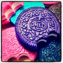 I want these right now. #oreo #yum #cookies