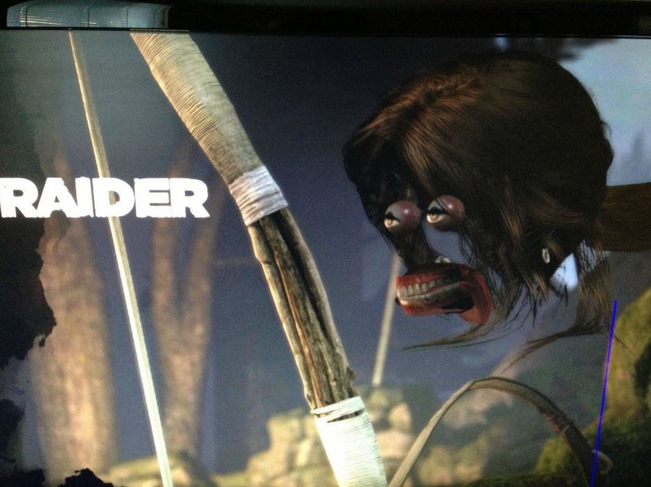 Tomb Raider: Who Needs A Body Edition