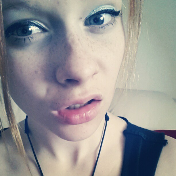 #me #eyes #makeup #crazy