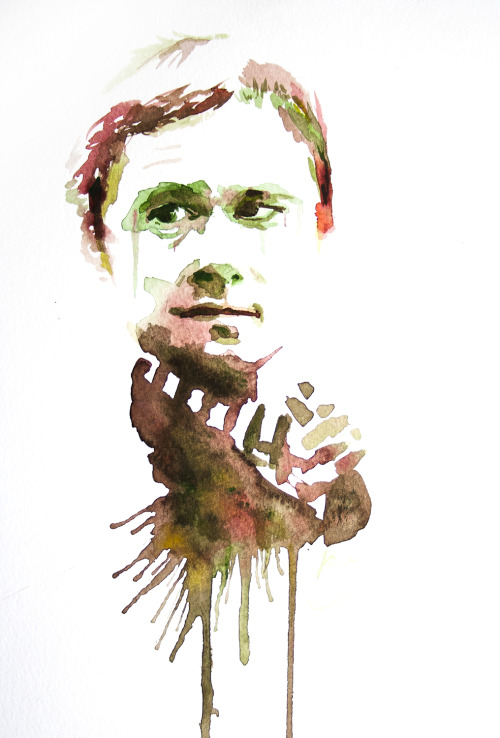 froggyk:  finished john! companion piece to jim and sherlock