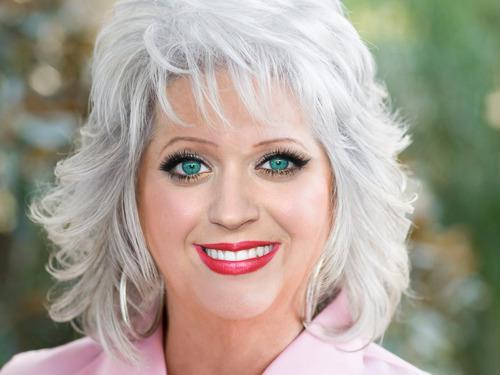 tmz:  If you put Katy Perry's face on Paula Deen's head… it's still Paula Deen.