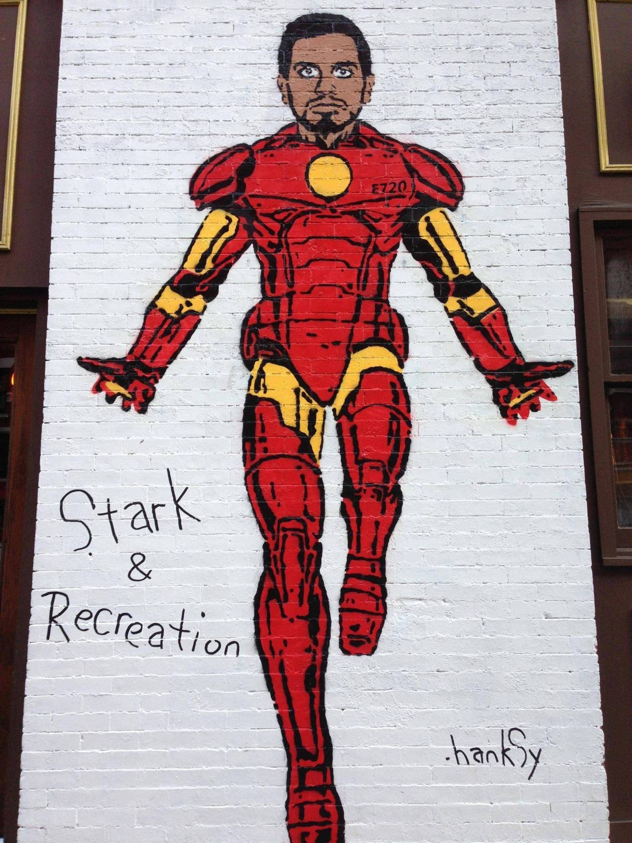 stark & recreation by hankSy
