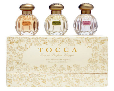 ITEM OF THE DAY: ITEM OF THE DAY: TOCCA PERFUME SETby Erin Long http://bit.ly/ThXC3u