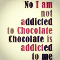 #chocolate #chocolateAddiction