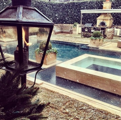 #snow #pools @jpabloqm @mariaqm @andresdepedro by jrobertoqm