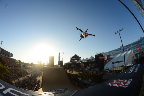 Next week, BMX Big Air legend Kevin Robinson heads to Brazil with his eyes on the MegaRamp: http://bit.ly/10TvF5d