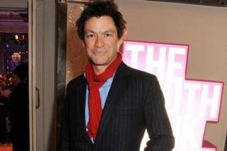 Dominic West at the South Bank Sky Arts Awards.