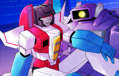 cobbsaladayu:  shockwave/starscream