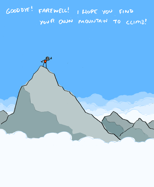 explodingdog:  The Mountain.