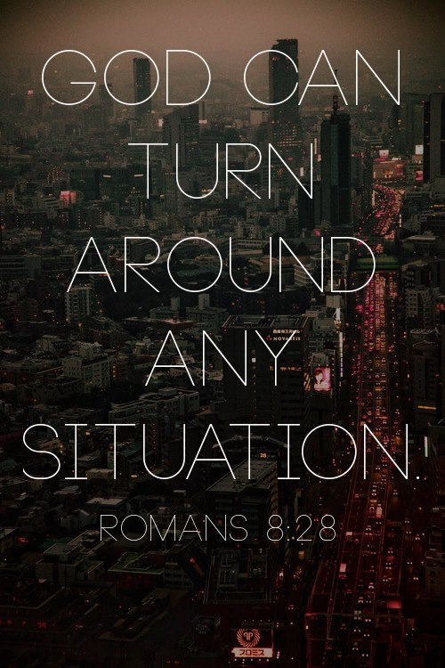 spiritualinspiration:  God has a plan to take every adversity and every hardship you go through and use it. He's not going to beat you down and make your life miserable. No, God's dream is to take that difficulty and supernaturally turn it around and use it to bring you good. He will use those tough times to bring you out stronger, more mature and prepared for promotion! Goodness, mercy and unfailing love are God's plan for you!