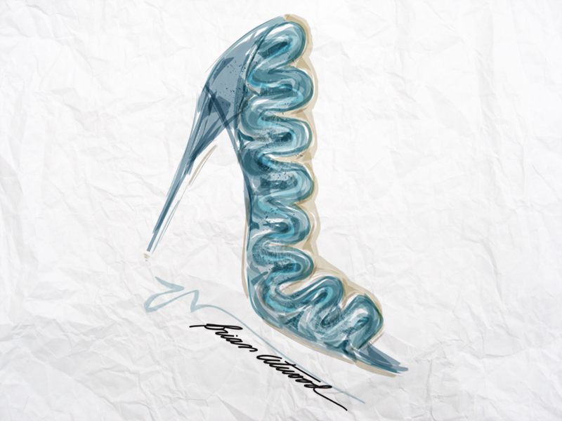I heart @Brian_Atwood. Yana. #Illustration