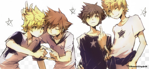 ventus | Tumblr on We Heart It - http://weheartit.com/entry/36133925/via/tatiana_miranda_7739   Hearted from: http://xion-marionette.tumblr.com/post/22188178232