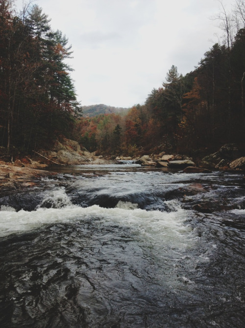 euphoricspirit:  'I will leave my pain on the riverbed, for it to one day float away to be engulfed by the currents and anyone but me.'