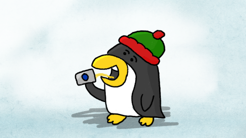 Drunk Penguin