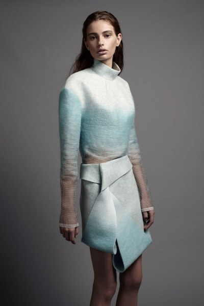alanna-emmerton:  Dion Lee for Woolmark