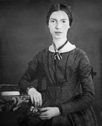 May 15th 1886: Emily Dickinson dies On this day in 1886 the American poet Emily Dickinson died aged 55. Dickinson lived as a recluse in her home town of Amherst, Massachusetts. Her work was not fully appreciated until after her death when the breadth of her work was discovered. Dickinson's poems include 'Hope is the Thing with Feathers', 'Because I Could Not Stop for Death' and 'T'is So Much Joy'. She fell ill following the death of several of her loved ones and died in 1886 from Bright's disease.