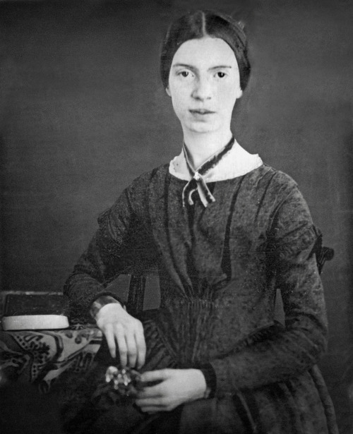 todayinhistory:  May 15th 1886: Emily Dickinson dies On this day in 1886 the American poet Emily Dickinson died aged 55. Dickinson lived as a recluse in her home town of Amherst, Massachusetts. Her work was not fully appreciated until after her death when the breadth of her work was discovered. Dickinson's poems include 'Hope is the Thing with Feathers', 'Because I Could Not Stop for Death' and 'T'is So Much Joy'. She fell ill following the death of several of her loved ones and died in 1886 from Bright's disease.