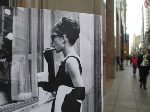 Breakfast at Tiffany's – Tiffany & Co., New York