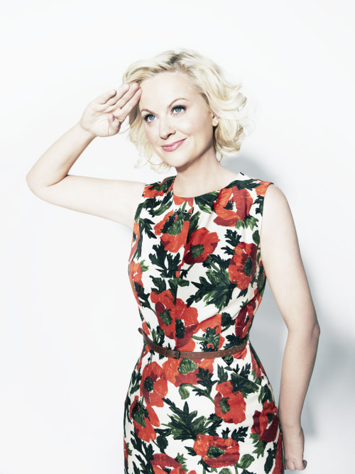 Amy Poehler photographed by Williams & Hirakawa