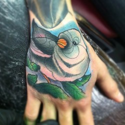 tattoome:   Nathan Evans