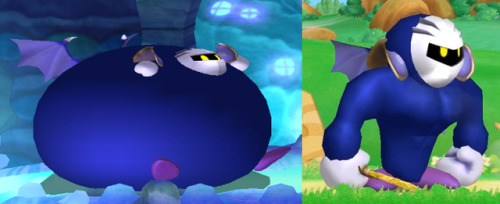 Be careful who you call ugly in high school #Meta Knight
