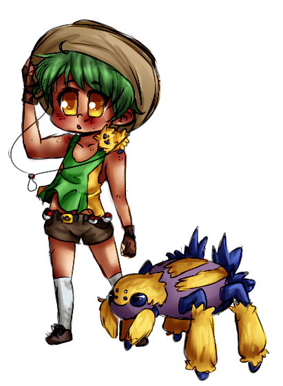 razaria:  and so the pokemon trainer oc shotas begin.