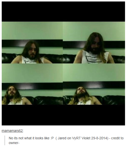 bad-echelon:  bartmanfredi:  but, wait. you forgot… (personally, I thought the bad quality just added to the online webcam porn vibe)  Exactly!