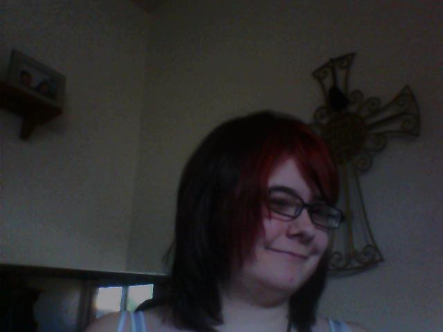 Got my hair done today. 8V