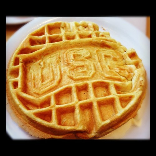 But seriously, where can I get this waffle maker?