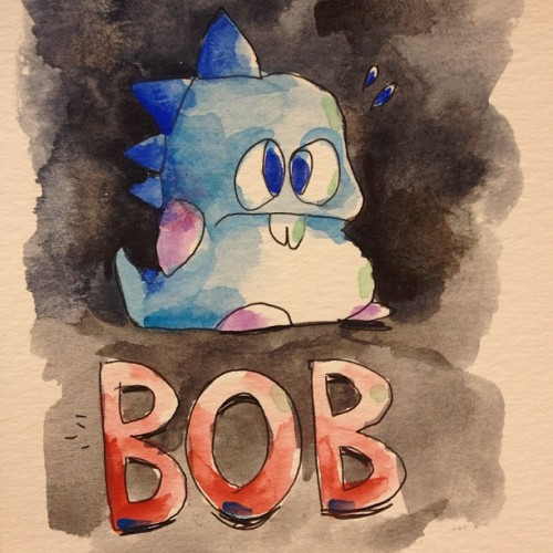 BOB from Bubble Bobble