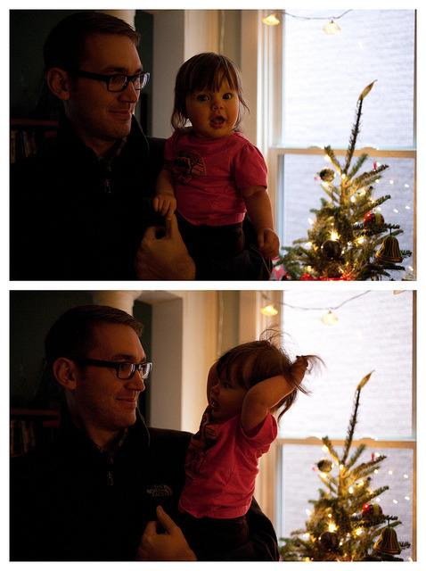 Mike and Olive on Flickr.Via Flickr: Canon EOS 5D and Canon EF 40mm f/2.8 STM … Amy and I got to see Mike (boyghost) along with his wife Sarah and daughter Olive who visited us earlier this month.