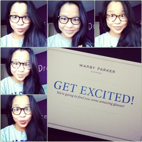 Which ones!?! #warbyparker 