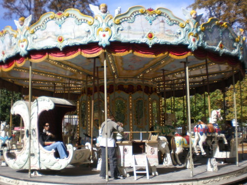Another carousel in Paris… *sigh* (2007)