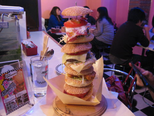 Tower Burger (Submitted by Arman via youtube)