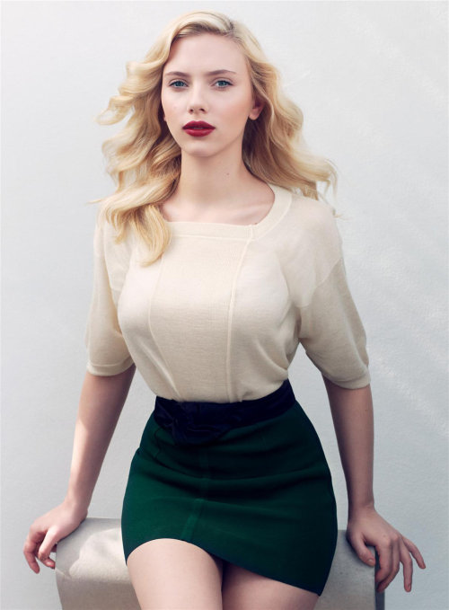 scarlett-johansson:  Photography by Craig McDean.