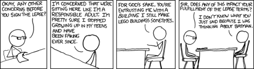 xkcd - A Webcomic - Lease
