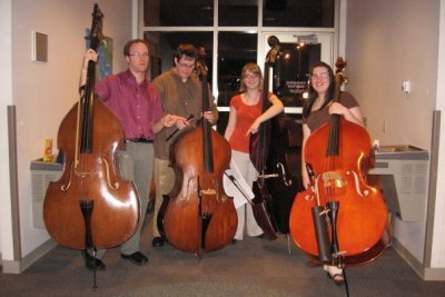 Studio Bass Quartet 2008