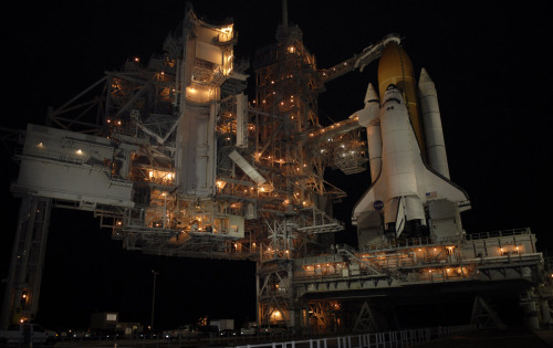 Space Shuttle Endeavour  via kml: gkojax: