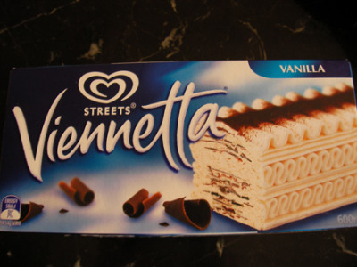 Vienetta Ice Cream