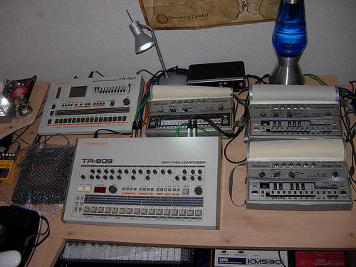 Roland Heaven (via Tyblu)