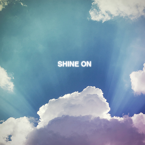 Shine On - The Kooks(photo via)