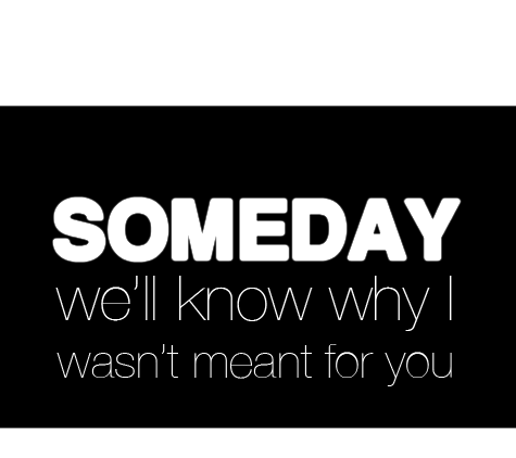 Someday We'll Know - Switchfoot