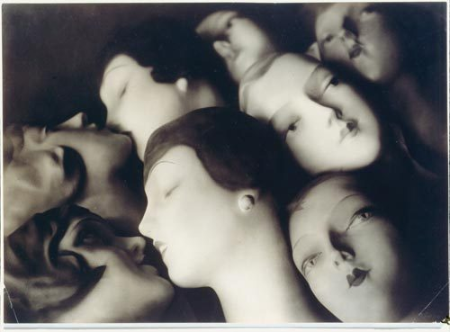 Otto Umbehr - Dreamers - 1928-1929 Lovely…
