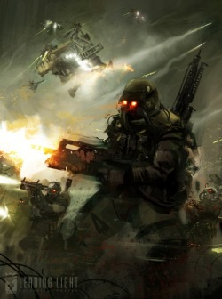 Killzone 2 poster by ~skybolt on deviantART More Killzone 2 Concept Art