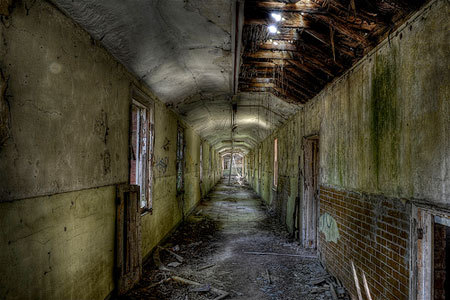 Atom | Post | The Six Creepiest Abandoned Places