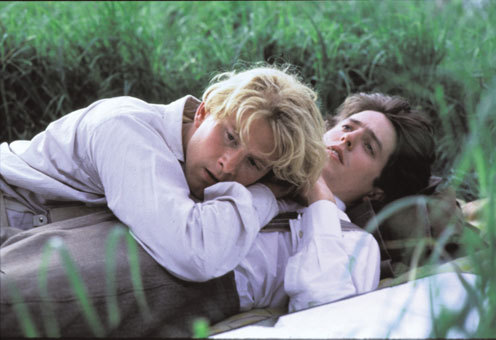 From Maurice (with Hugh Grant) ;D ;D
