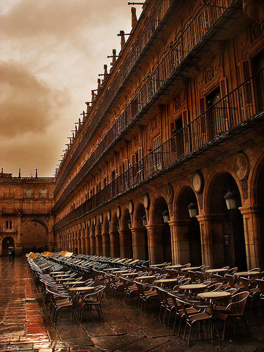 SALAMANCA, SPAIN - wet wet wet (via *Yess*)